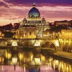 ITALIE / Rome-Venise à partir de 1100 Dhs/Pers/Nuit(double)